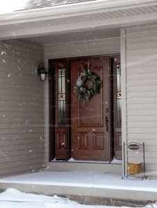 Нюанси при избора на входна врата