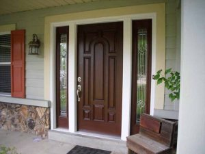 Входната врата според източната култура