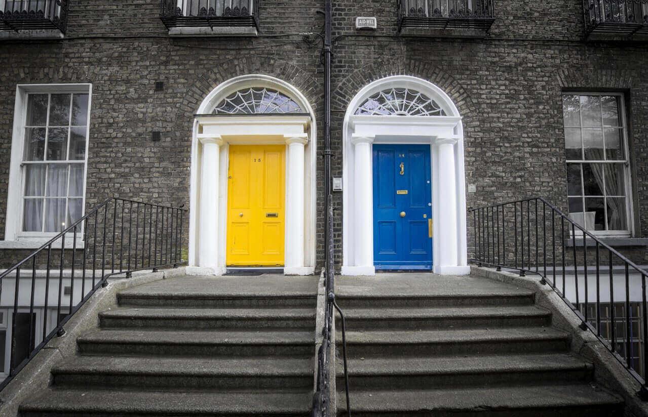 На какво да обърнем внимание при избора на входна врата?