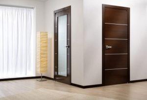 Съставни части на една интериорна врата