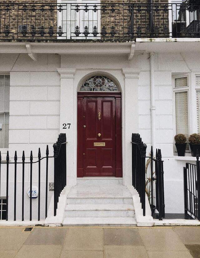 Входната врата и дизайнът на дома ни