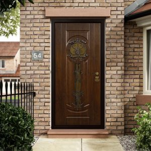 Как да изберете правилния стил на блиндирана врата за вашия дом