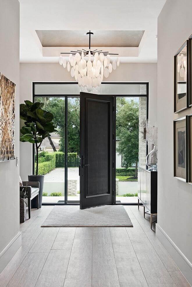 Входната врата и дизайнът на домът Ви