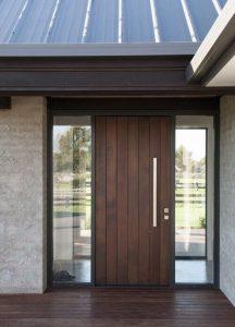 Блиндираните врати помагат за предотвратяване на загубата на топлина