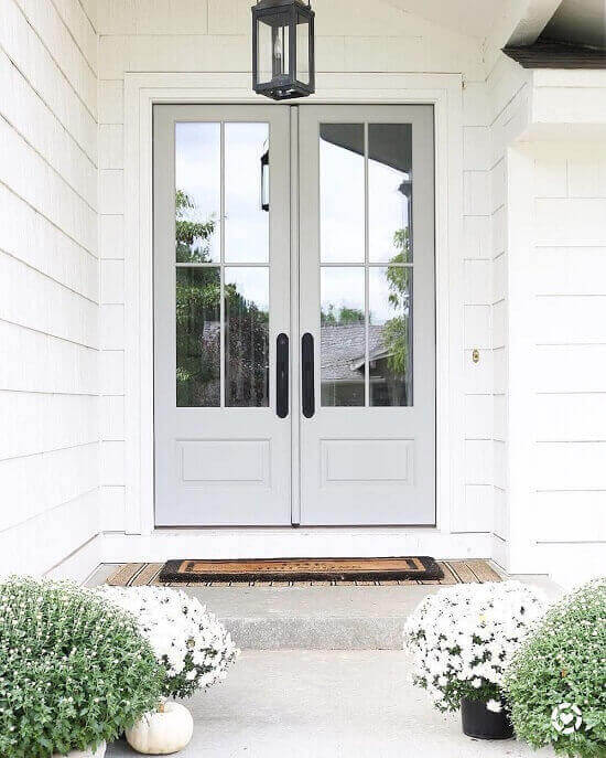 Невероятни идеи за входна врата