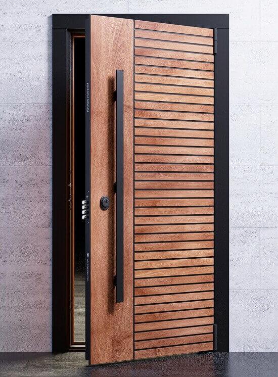 5 важни фактора при избора на блиндирана входна врата